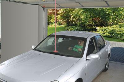 Installed Laser Parking Assist 975LM